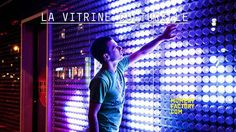 LA VITRINE ILLUMINE LE 2-22 AVEC MOMENT FACTORY!   Le Vadrouilleur urbain