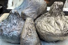 Info on Aluminum Foil Saggar firing, melting points, chemicals you can use, etc. Wonderful sharing of information!