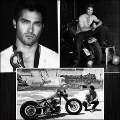 """Parker """"Shy"""" Cage - """"Own the Wind"""". Book one of the Chaos series by Kristen Ashley."""