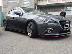 Body Kits / Aero Kits / Body Accessories List - As seen on Mazda3's - Page 7 - 2004 to 2016 Mazda 3 Forum and Mazdaspeed 3 Forums