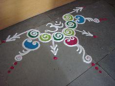 Rosie's Rangoli by Rosalee Gulabo, via Flickr