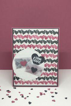 In The Spotlight, Valentijn/liefde Spotlight, Stampin Up, Catalog, Party, Stamping Up, Brochures, Parties