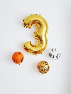 Fiesta de cumpleaños en casa: Ana cumple 3