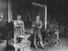 Blacksmithing, Painting, Vintage, Art, Blacksmith Shop, Art Background, Painting Art, Kunst, Paintings