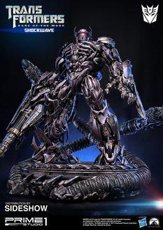 Shockwave Statue by Prime 1 Studio