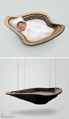 - Cloud baby cradle--wish they had this when my daughter was a baby Baby Furniture, Unique Furniture, Furniture Plans, Wood Furniture, Furniture Design, Cheap Furniture, Furniture Dolly, Discount Furniture, Luxury Furniture