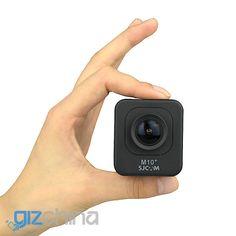 Mola: SJCAM M10 Plus, una cámara de acción capaz de grabar vídeo 2K