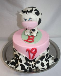 Missy Moo Cow - Cake by Ciccio