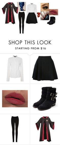 """""""Untitled #198"""" by destiny753 ❤ liked on Polyvore featuring beauty, Oui, Avelon, LORAC, Rupert Sanderson, Oasis and Sirena"""