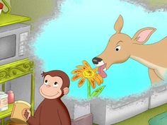 <p>Explore how people and other animals use the five senses to learn about the world around them in a video excerpt from <em>Curious George: Oh Deer</em>. Follow George and his friend, Bill, as they use the five senses to search for a way to keep deer from eating the garden flowers. Then celebrate with George and Bill as they find a solution to the problem by using the sense of taste. After watching the video, have children identify and record mystery items by using their five…