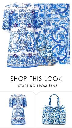 MAJOLICA by amy-jean on Polyvore featuring moda, Dolce&Gabbana, women's clothing, women's fashion, women, female, woman, misses and juniors