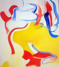 Untitled V - Willem de Kooning - WikiPaintings.org