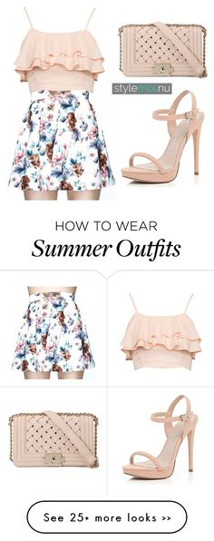"""all thing floral in STYLEMOI"" by tania-alves on Polyvore"