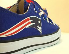 New England Patriots Women NFL Shoes