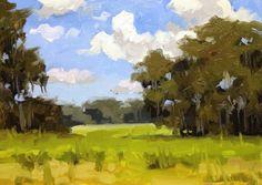 landscape painting David Boyd