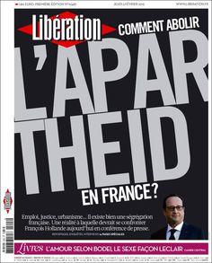 Libération - Jeudi 5 Février 2015 - N° 10487