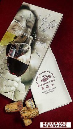 ¿ Sabías qué disponemos de Carta de Vinos amplia y variada para acompañar con nuestros diferentes platos? ¿Qué va a ser hoy un tinto, rosado o blaco bien fresquito ? Más información y reservas 968607244