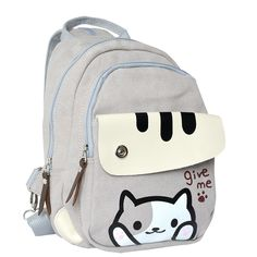 Multi functional schoolbackpack New cartoon cute cat backpack printing backpack for students korean and japanese style backpack-in Backpacks from Luggage & Bags on Aliexpress.com | Alibaba Group