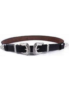 SHARE & Get it FREE   Cameo Double Buckle Faux Leather BeltFor Fashion Lovers only:80,000+ Items • New Arrivals Daily Join Zaful: Get YOUR $50 NOW!