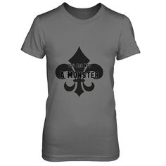 You Are Not A Monster Do you like Teen Wolf? Are you a Hunter? Then join Team Argent!!!  *Worldwide Shipping*