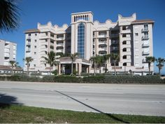 $479,900 | Indian Harbour Beach, FL | Direct Oceanfront condo | 3 bdrm, 2.5 ba, 1-car garage (under building) | community pool