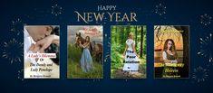 FREE with KindleUnlimited Regency Romance Novels, Happy New Year, Author, Reading, Free, Writers, Reading Books, Happy New Year Wishes