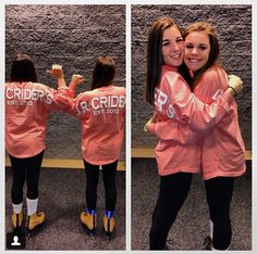 Ice Skating in our J.R. Crider's Spirit Jersey!