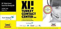 Rahmi FICICI: IMI Cagri Merkezi Fuarı ve Konferansı-19 & 20 Ekim...