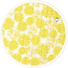 #IHR, #liebevolleTischgeschichten, #IdealHomeRange, #Tischset, #placemat, #Limette, #Limone, #Zitrone, #zitronengelb, #yellow, #Lemonbar