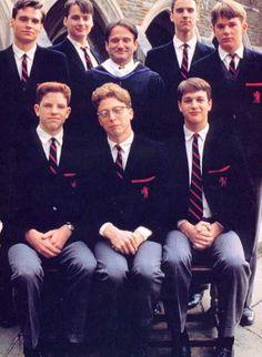 Dead Poets Society, 1989.