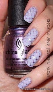 china glaze harmony for stamping