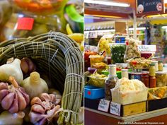 Riga Central Market - the biggest of its kind in Europe