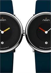 Noon Copenhagen. Hand changes colors as time goes by. http://shopus.nooncopenhagen.com/collections/model-49
