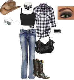 """""""Country Girl"""" by motay67 on Polyvore"""