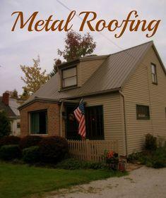 Saving 4 Six   DIY Metal Roofing