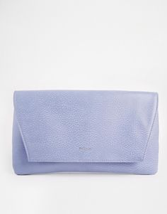 Matt & Nat Daisy Clutch with Zip Compartment and Magentic Closure