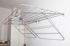 Ikea-Hacks: Wäscheständer aufhängen