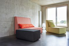 Schick in Schäl Sick: Concrete Apartments Cologne