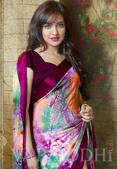 neha sharma sarees - Google Search