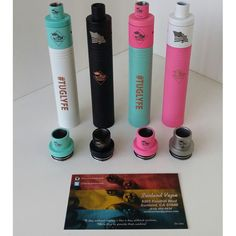 sunlandvape 1 day ago NEW ITEM Sunland Vape is now carrying the Tugboat mods with matching attys & chuffs! Beautifully crafted mods with full copper tubing, copper contacts and magnetic buttons. Attys have a great deep juice well and gold plated post & contact. Together, they make a great hard hitting device that will make ANY cloud chaser happy. Come see these beauts in person and see what all the excitement is about!