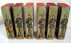 Tracy's Toys (and Some Other Stuff): Antique Show Find: Lithographed Toy Blocks