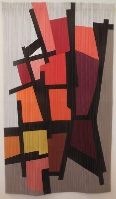 Art Quilt Elements 1 -- pieced quilts