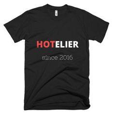 Hotelier since 2016