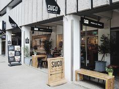 Sugo is de nieuwe hotspot in het centrum van Rotterdam voor de lekkerste pizza. Pizza al taglio eet je bij Sugo net zoals dat in Rome doen. Meer op 88 Food.