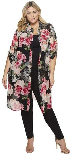 Plus Size Tunic - Plus Size Fashion for Women #plussize