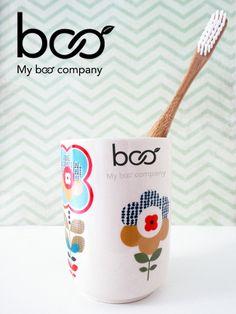 My Boo company - brosse à dent en bambou