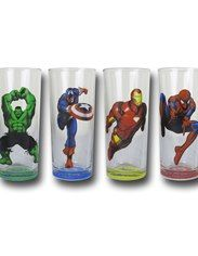 Marvel Heroes Iced Tea Glass Set