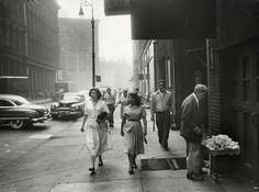 Robert Frank, 11th Street, 1951.
