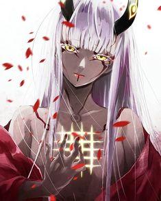 benio from twin star exorcists Demon Manga, Manga Anime, Manga Art, Kawaii Anime Girl, Anime Art Girl, Fantasy Character Design, Character Art, Sousei No Onmyouji Benio, Fantasy Characters