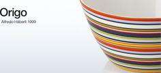 Iittala - Products - Eating - Dinnerware - Origo - Alfredo Haberli - A classic - clean and always fresh